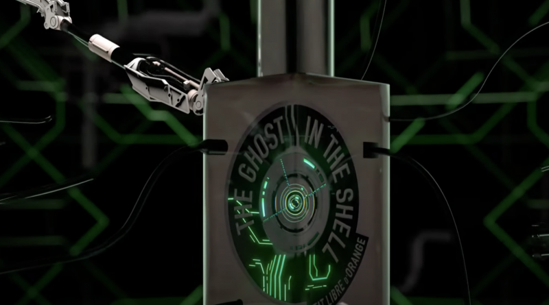 ghost in the shell perfume