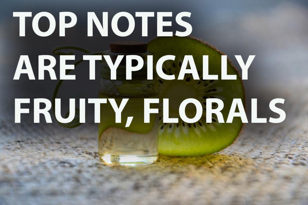 top notes perfumes