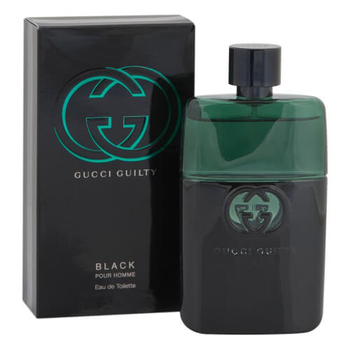 Gucci Guilty Black Pour Homme by Gucci